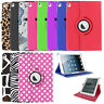 360 Rotating Folio Leather Case Cover Stand Flip For Apple iPad Pro 9.7 inch