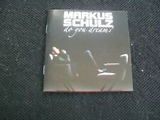 Do You Dream? by Markus Schulz (CD, Jun-2010, Ultra Records)