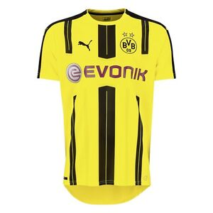 PUMA Bvb Borussia Dortmund Accueil Maillot Home 2016/2017 [749821-01 749828-01]