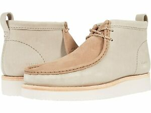 Man's Boots Clarks Wallabee Hike
