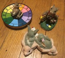 Charming Tails set of 4 figurines exclusive
