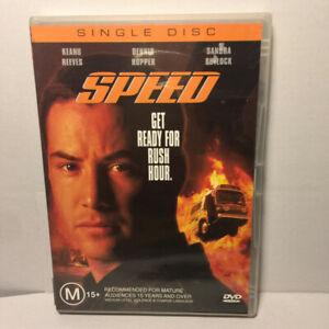 Speed  (DVD, 1994) Region 4 PAL