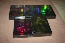 Babylon 5: The Complete Series 1, 2, 3, 4, & 5 DVD *Brand New Sealed*