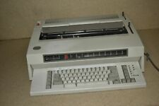 ^^ IBM WHEELWRITER 10 SERIES II ELECTRONIC TYPEWRITER  (AG40)