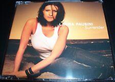 Laura Pausini Surrender Rare Australian Remixes Maxi CD Single
