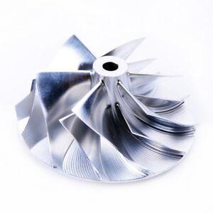 TRITDT Billet Compressor Wheel For K26 85-03 Lancia Delta S4 (42/65.94)6+6 blade