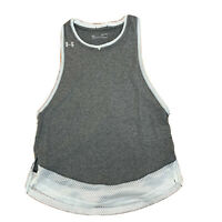 Under Armour Womens Locker Loose 2.0 Tank Top Shirt Size Medium New NWT E1