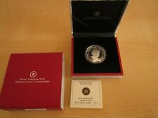 2010 Canada $15 Year of the Tiger Silber 925 Lunar Lotus Proof Silver Coin OVP