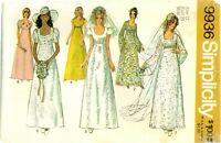 1987 Uncut Butterick Classics Pattern 4649 for Misses/' Veil in Six Styles