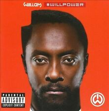 #willpower [PA] by will.i.am (CD, Mar-2013, will.i.am)