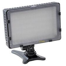 HERSMAY CHD-160A Regulable ultra delgada de 176 LED Luz de Video Pad Ultra Brillante