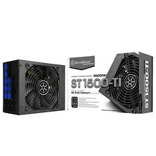 Silverstone ST1500-TI Strider Titanium 1500 Watt 80 Plus Titanium Power Supply