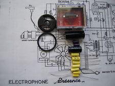 Kit complet pour restauration electrophone,tourne disque Teppaz Presence