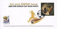 Zimbabwe 2010 SAPOA FIFA World Cup 2010 - FDC nur 500 Stück