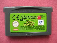 JEU GBA - GAME BOY ADVANCE  -  ALEXANDRA LEDERMANN PIPPA FUNNELL - DS