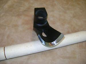 Carving Woodworkers Spoon Bowl Adze - 4150 Steel Blade