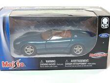 Maisto 2000 Jaguar XK 180 2 Door Convertible #21001 1:37 Scale