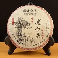 Organic Premium Aged Shou Mei Long Life Eyebrow Cake Fuding White Tea 350g