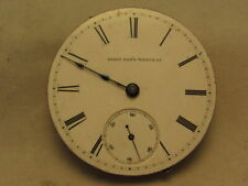 Watch Works Porcelain Face Runs New listing
