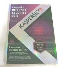 Kaspersky Internet Security 2013 3 PC - in italiano