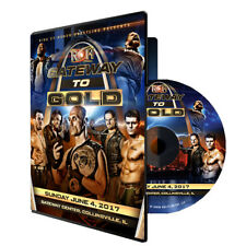 Official ROH Ring of Honor - Gateway To Gold 2017 Event DVD