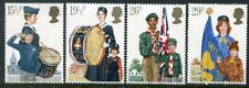 GREAT  BRITAIN  983 - 986  Beautiful  Mint  NEVER  Hinged  Set  UPTOWN