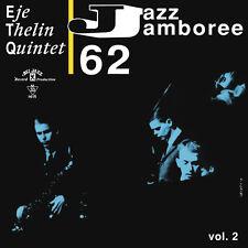 "Eje Thelin Quintet Jazz Jamboree'62 audiophile 10"" LP re-edition MINT SEALED"