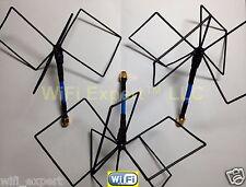 FPV Clover Leaf Omni-Directional Quad Polarized 1.2GHz Radio RC Antennas