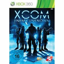 XCOM - ENEMY UNKNOWN XBOX 360 NUOVO + conf. orig.