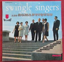 SWINGLE SINGERS   LP ORIG 60'S  FR  LES ROMANTIQUES