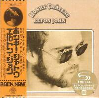 ELTON JOHN-HONKY CHATEAU-JAPAN MINI LP SHM-CD Ltd/Ed G00
