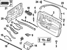BMW 51-41-7-225-875   LEFT HANDLE   #12 On Picture