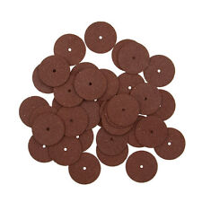 36 PCS 22MM DREMEL ROTARY TOOL RESIN CUTTING DISCS FOR METAL PLASTIC STONE - RED