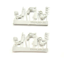 ORKS orc mechanical blade arms 40K NEW Kromlech