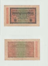 20.000 Mark 1923 V-MV Deutsches Reich - Reichsbanknote - 0235