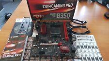 MSI B350M Gaming Pro (Sockel AM4 AMD mATX Mainboard; Ryzen kompatibel)