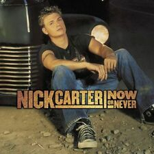 Sealed New Now or Never by Nick Carter (CD, Oct-2002, Jive (USA))
