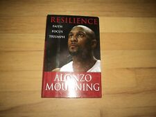 Alonzo Mourning Autobiography Georgetown Hoyas NBA Charlotte Hornets Miami Heat