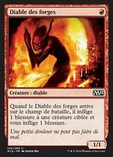 MTG Magic M15 - (4x) Forge Devil/Diable des forges, French/VF