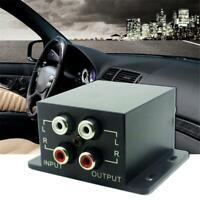 Car Audio Regulator / Amplifier Video Loudspeaker Bass Subwoofer Controller