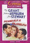 Dvd **SCANDALO A FILADELFIA** con Cary Grant K. Hepburn J. Stewart nuovo 1940