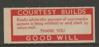USA  cinderella stamp-5-02- mnh gum-