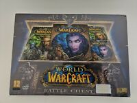 World Of Warcraft Sealed And New PC Game + Expansion & Strategy Guide
