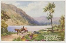Cumbria postcard - By Killarneys Lakes by Brian Gerald - P/U 1944