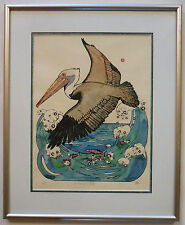 "Susanna Spann ""I'm Free as a Bird"" Limited Edition Lithograph Hand Signed"
