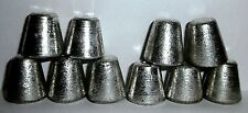 TIN metal element - 99.9%  - SOLID CONES x 10 ~ bundle # 4 ~ 546g
