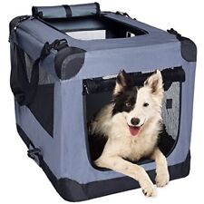 Dog Soft Crate 36 Inch Kennel for Pet Indoor Home & Outdoor Use – Soft Sided