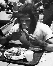 Even Apes Need a Break 1968 Planet of the Apes Hollywood Historic Photos Art