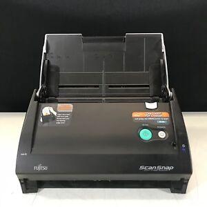 Fujitsu ScanSnap S500 Color Instant PDF Sheet-Fed Scanner PA03360-B505
