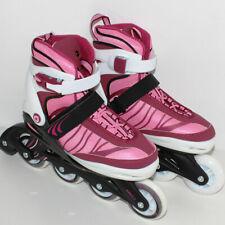 inline skates PINK GIRL Größe 37-41 | 5in1 ABEC 7 Skates inkl 3 Pads 9840++